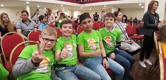 IV Международный турнир по ментальной арифметике в Санкт-Петербурге
