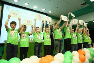 В Москве прошёл II Международный турнир по ментальной арифметике